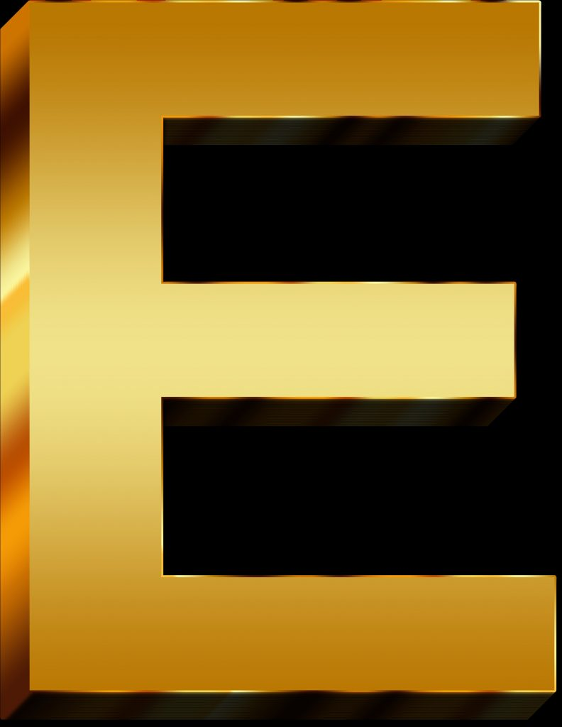 abc indonesian symbol gold gold letter e png clipart