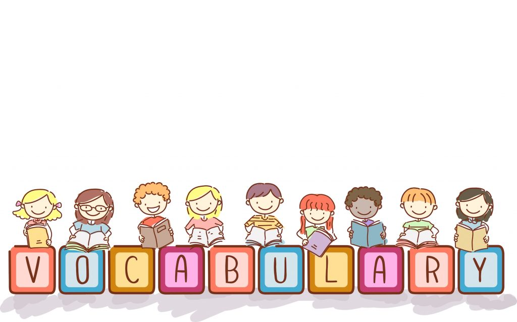 act vocabulary exercises for toddlers and preschoolers