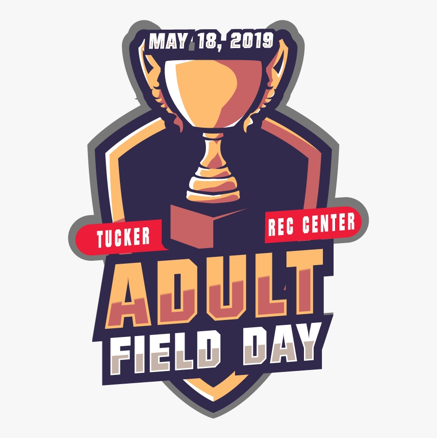 adult field day at tucker rec illustration free