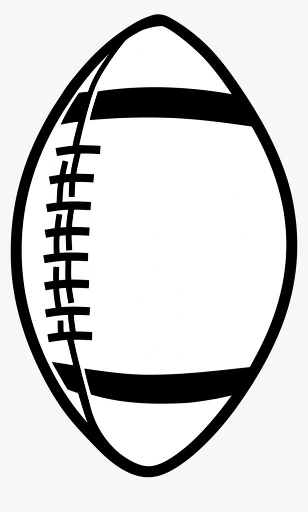 american flag black and white png football clipart black