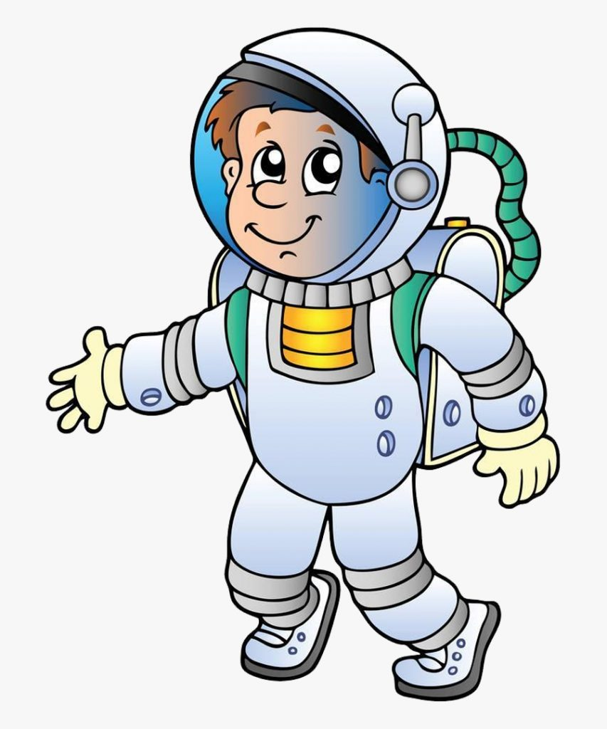 astronaut clipart space travel astronaut cartoon free