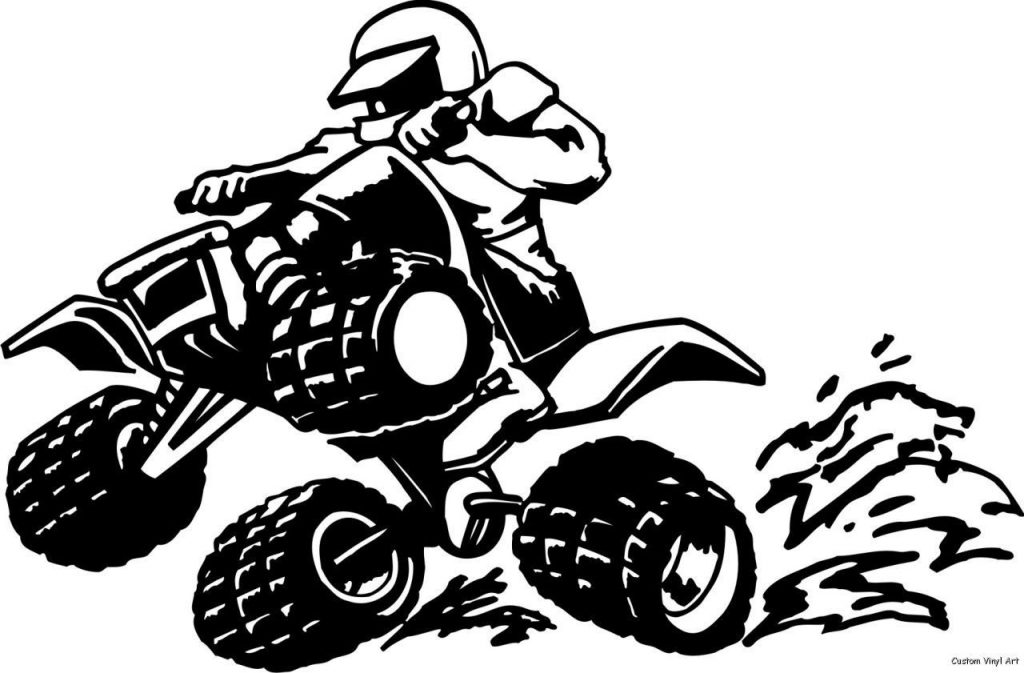 atv clipart google search decal wall art sticker wall