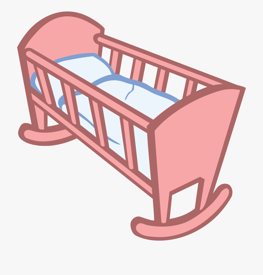 ba child cradle furniture kind cradle clipart