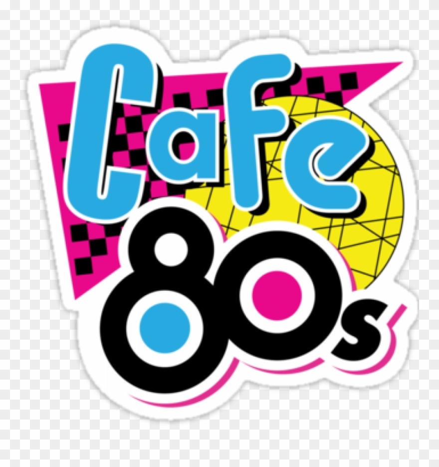 banner library cafe s spotify playlist cafe 80s clipart