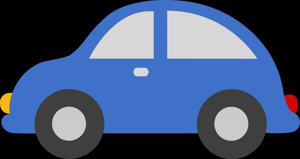 barn blue toy car clipart png download full size
