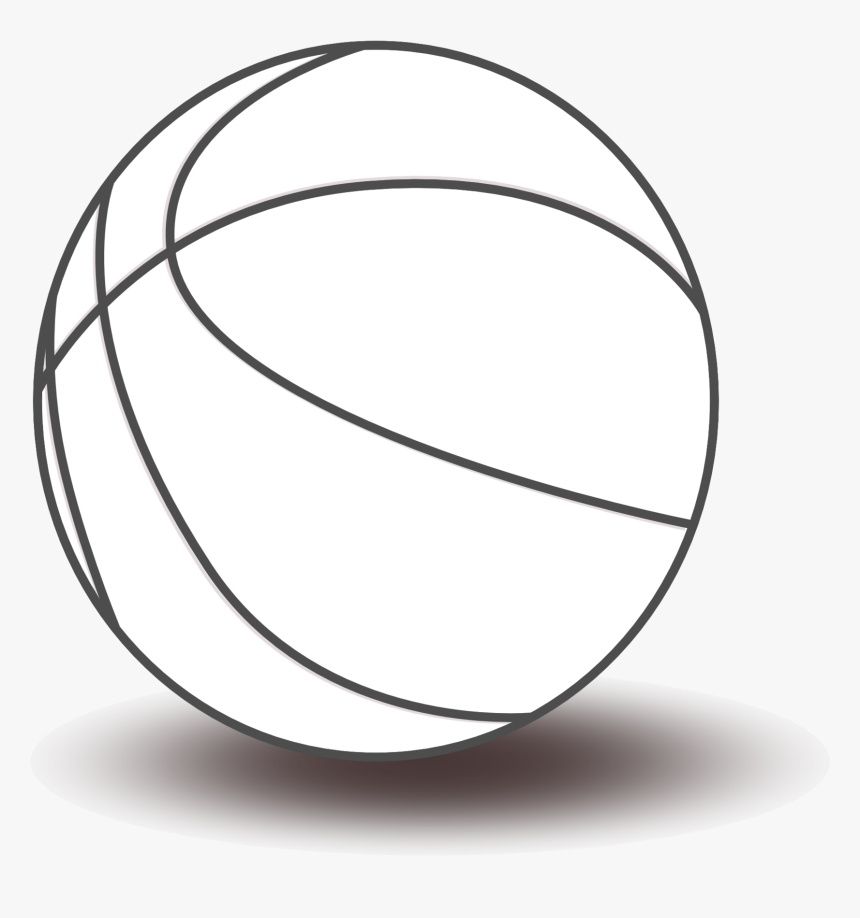 basketball clipart surprising black and white inspiration