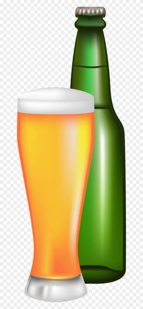 beer bottle clipart wk bee beer bottle clipart free image