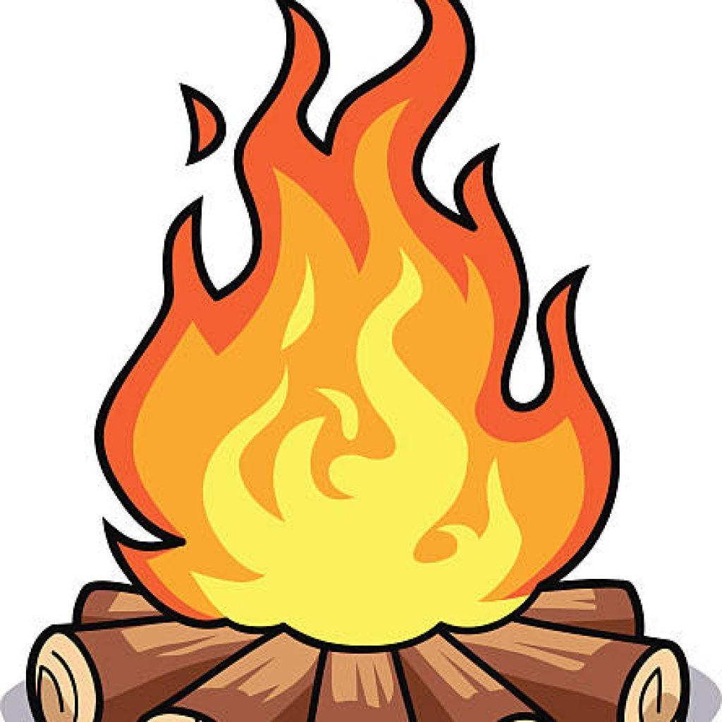 best campfire clipart camfire images