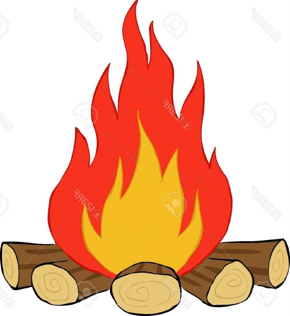 best free camp fire clipart log images fire image log