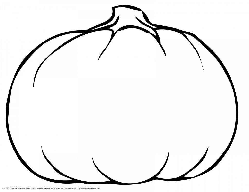 best free pumpkin outline clipart black and white images