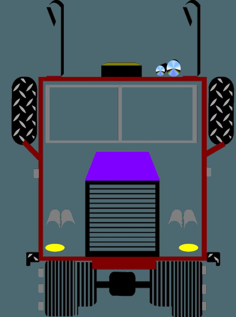 big rig cab clipart free download transparent creazilla