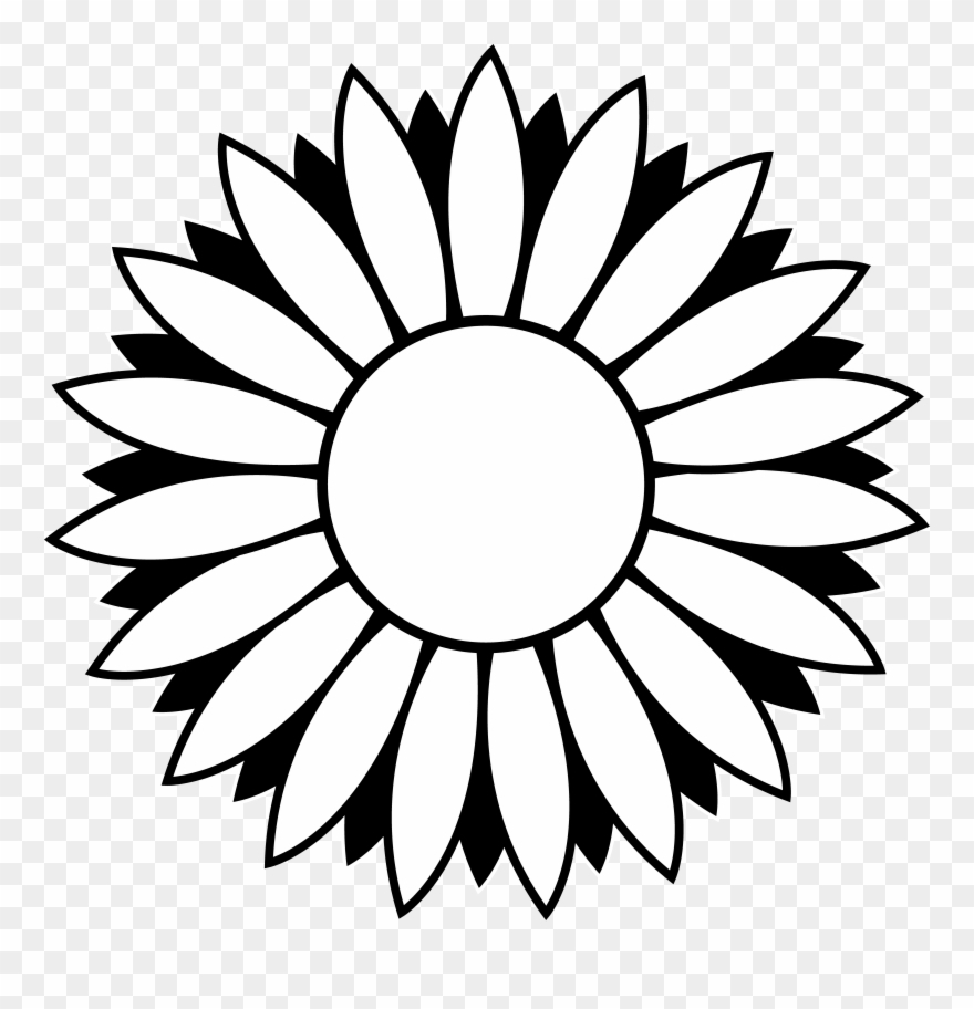 black and white free photos sunflowers clip art black and