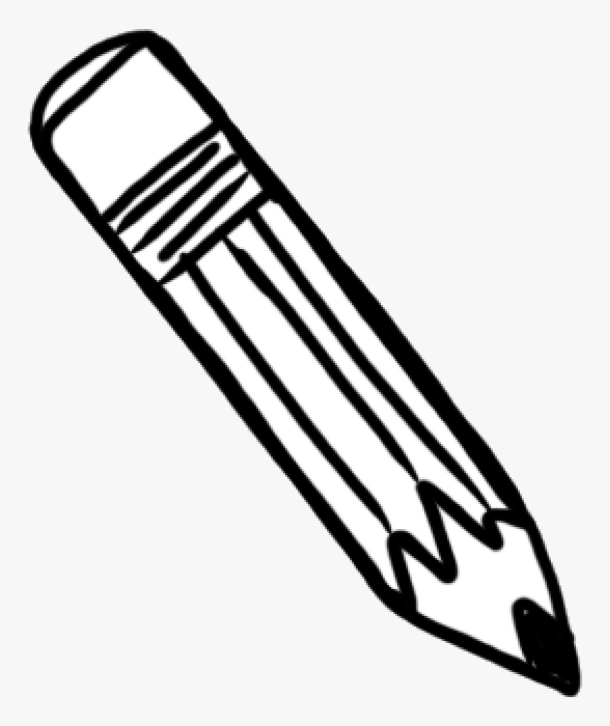black and white png of pencil transparent images pencil