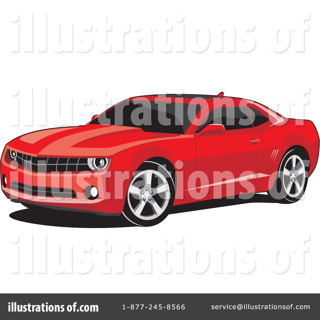 camaro clipart 225862 illustration david rey
