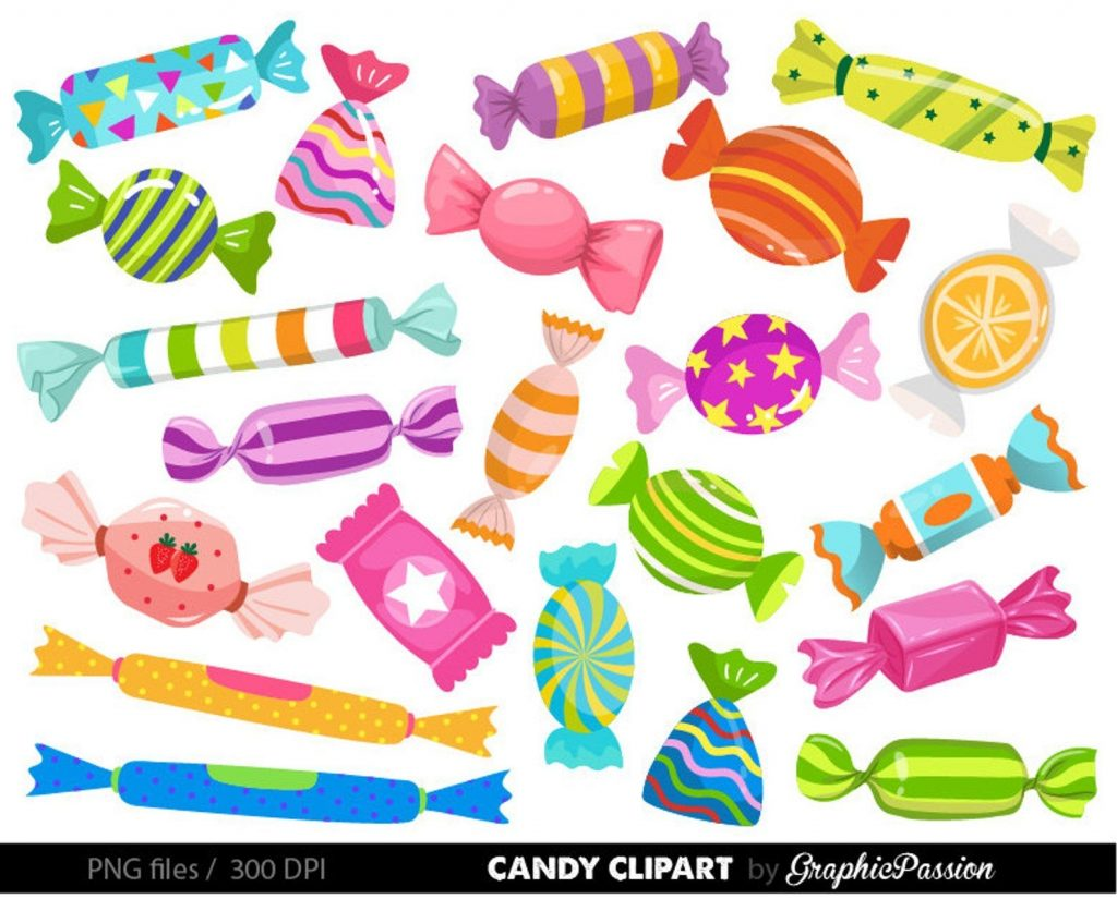 candy clipart candy graphics wonka party clipart desserts
