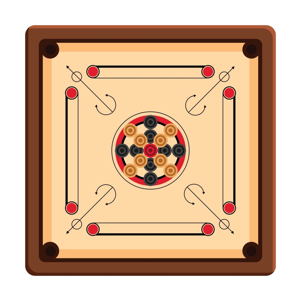 carrom board game download free vectors clipart graphics