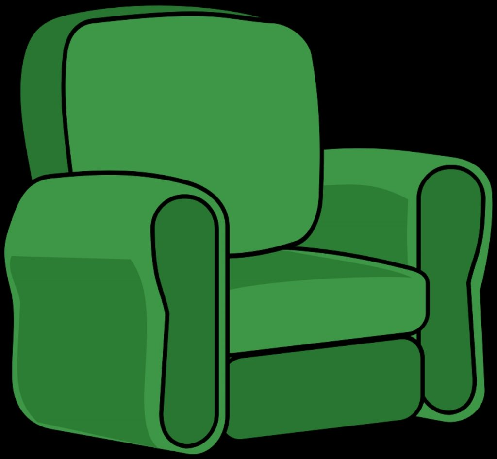 chair clipart coloring pages and other free printable