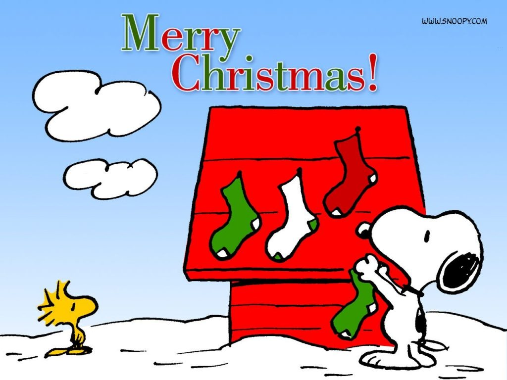 christmas clip art designs and ideas snoopy wallpaper