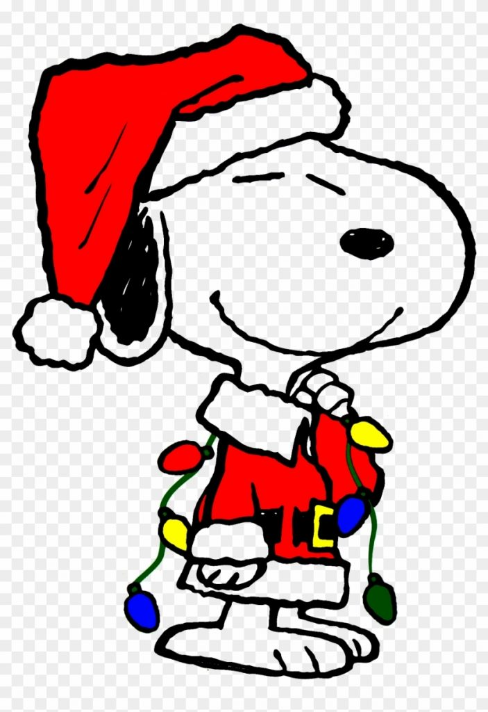christmas clipart snoopy clip art snoopy christmas hd png