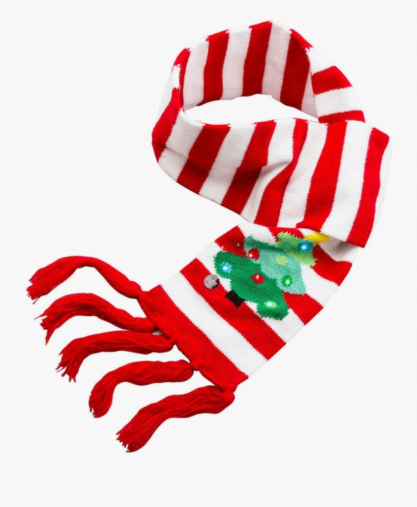 christmas scarf free transparent clipart clipartkey