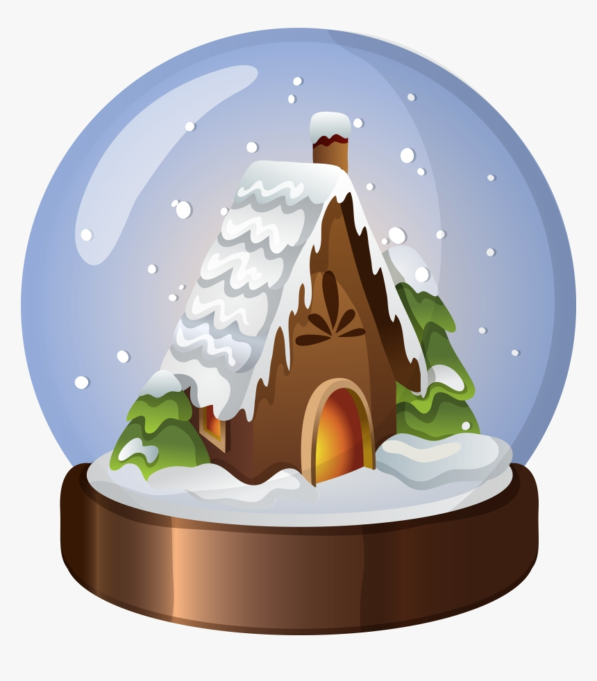 christmas snow globe clipart png gallery png download