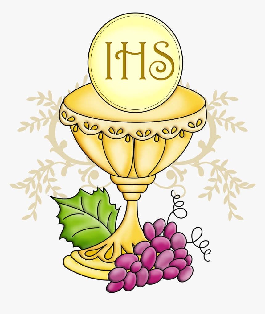 clip art first communion symbol chalice first holy