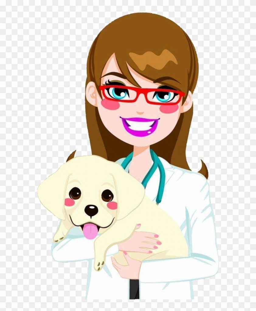 clip art royalty free download female veterinarian