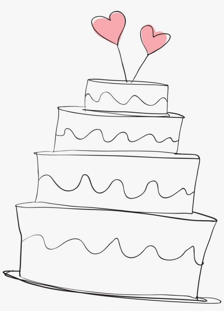 clipart freeuse download wedding clip art cakes transprent