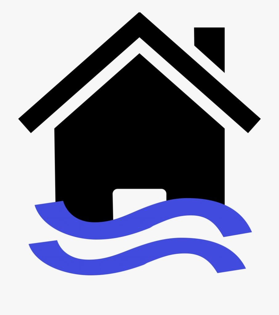 clipart of flood flood sign and flood water water mold