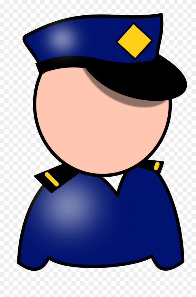 cop clipart face police clipart png download 114718