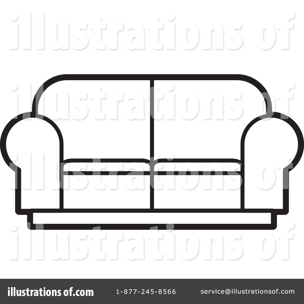 couch clipart 1239027 illustration lal perera