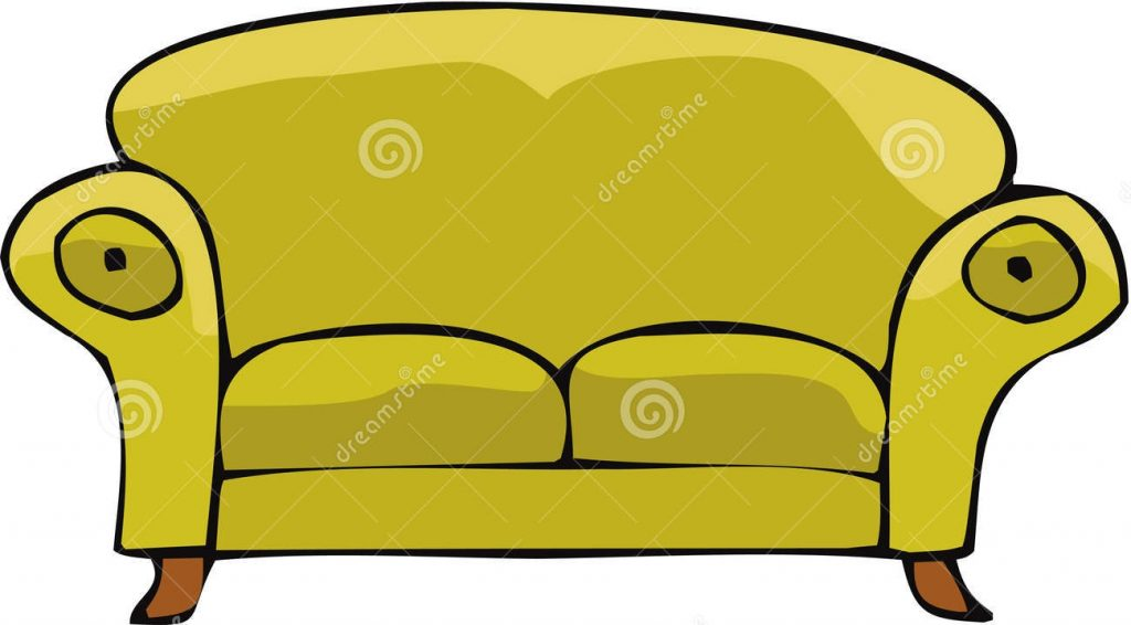 couch clipart clipart panda free clipart images