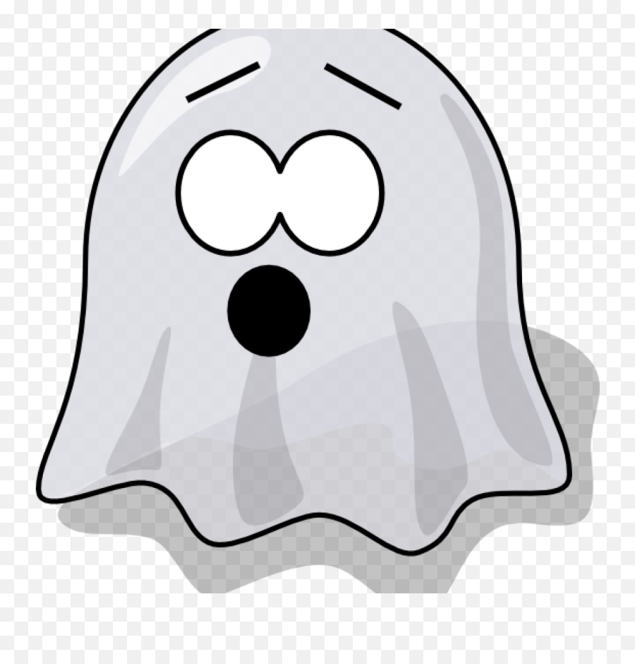 cute ghost clipart summer hatenylo animated ghosts scared