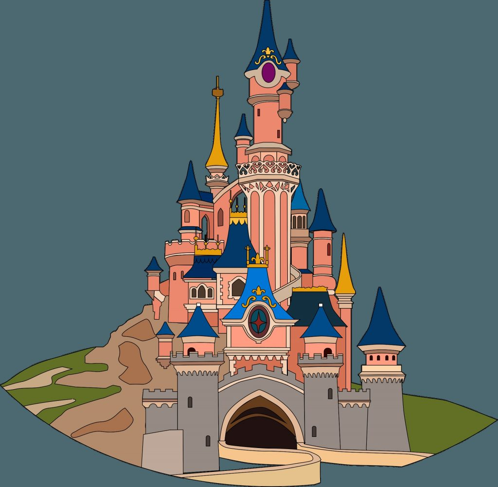 disneyland clipart free download transparent creazilla