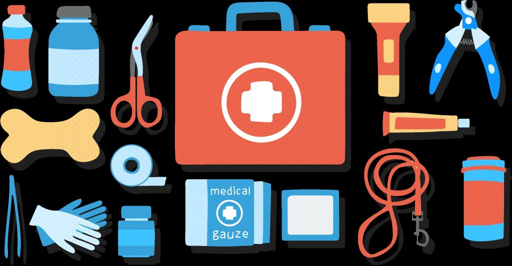 download banner stock first aid kit clipart injury first