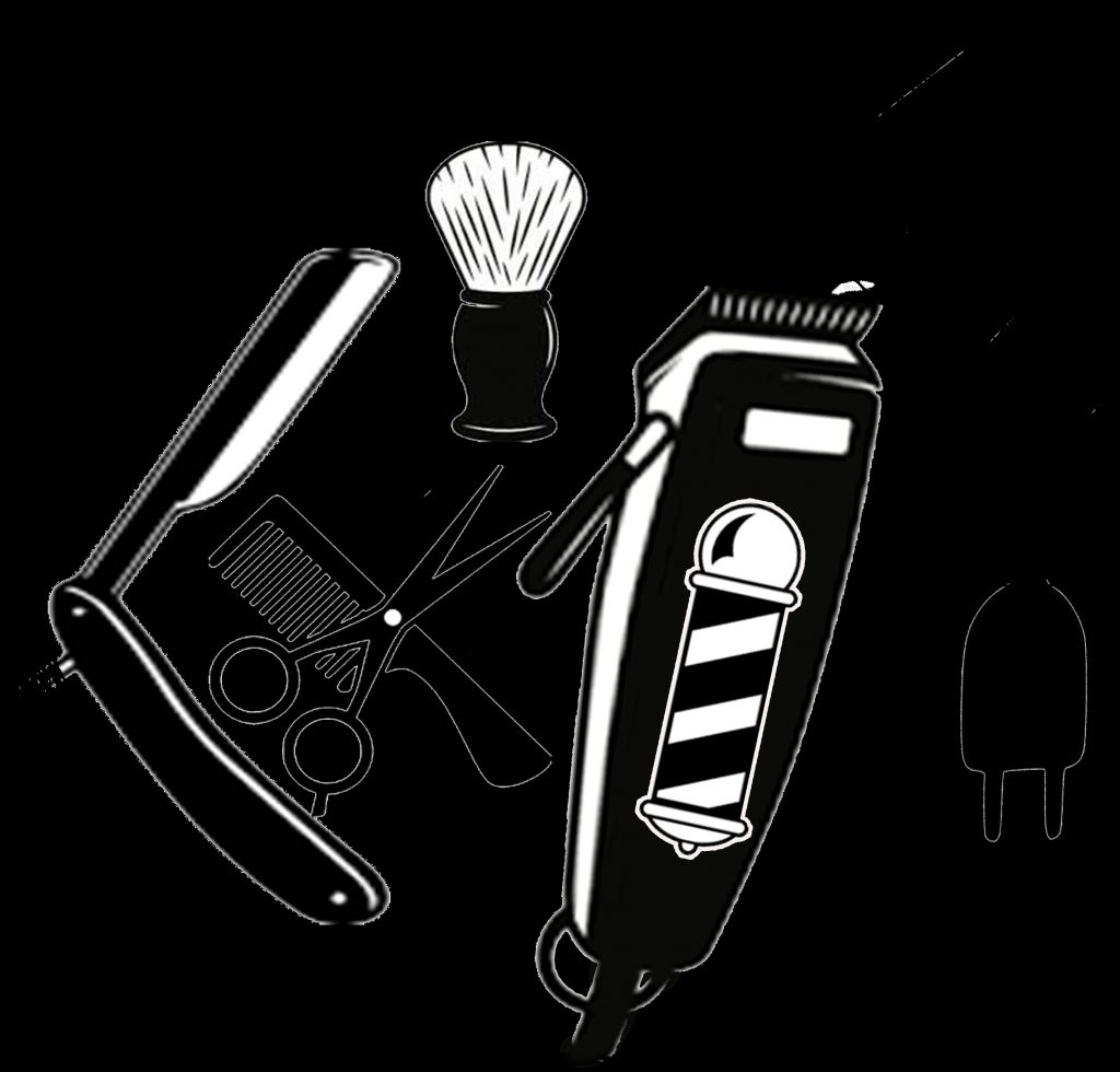 download barber clipper logo png transparent png uokplrs