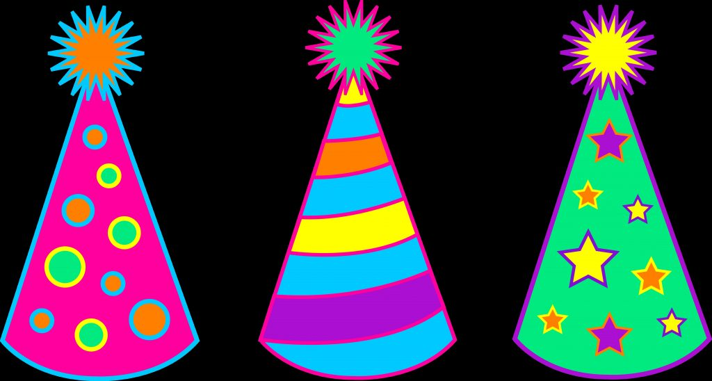 download birthday hat clipart birthday party hats clipart