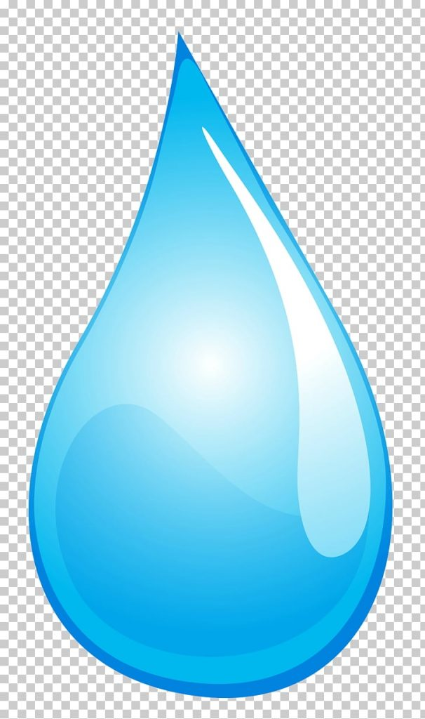 drop computer icons rain drops blue water droplet graphic