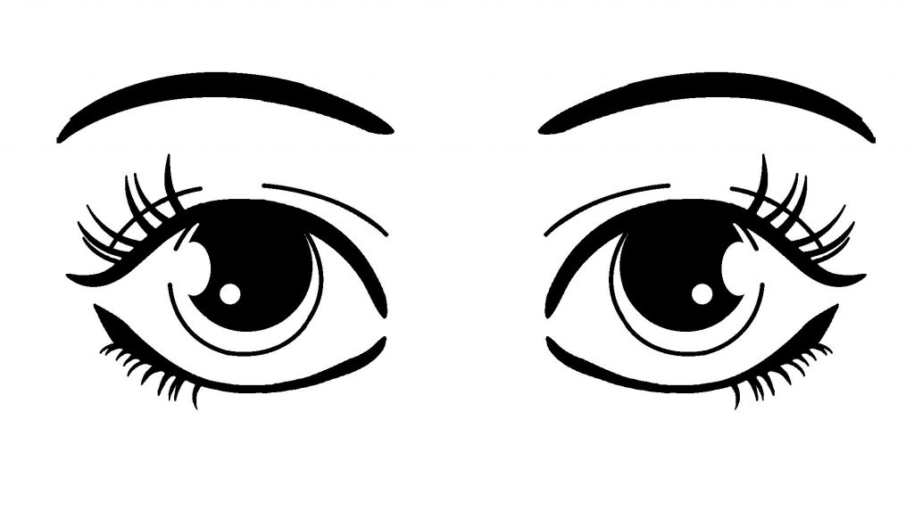 eyes looking clipart images pictures becuo eyes clipart