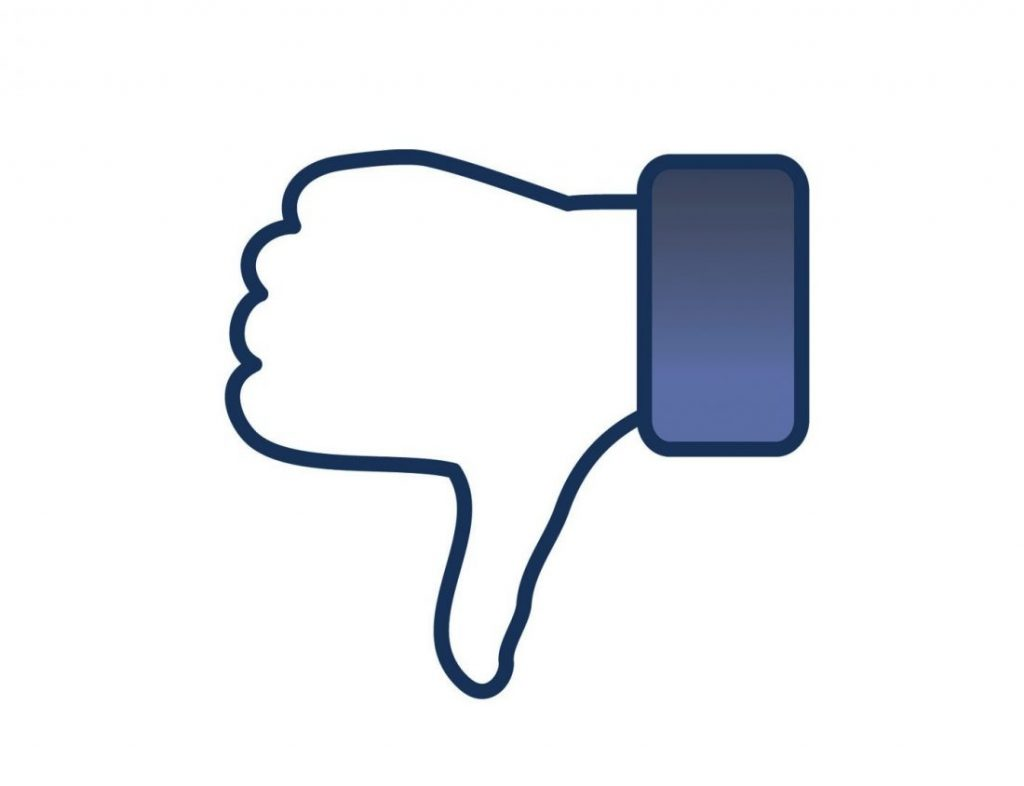 facebook thumbs down clipart 1 dopewope