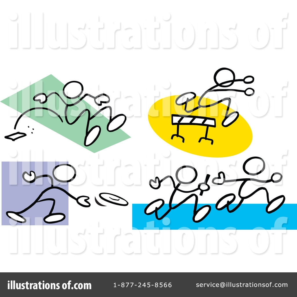 field day clipart 42369 illustration johnny sajem