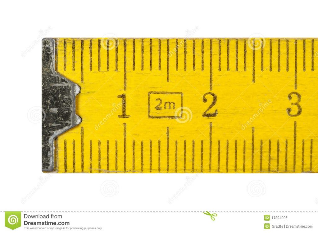 folding meter stick stock photo image of tape stick 17294096