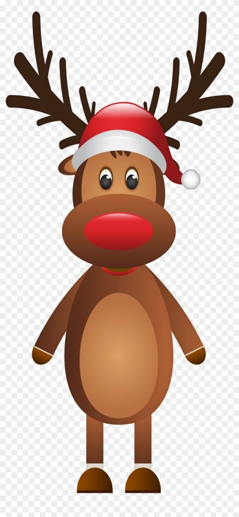 free png rudolph reindeer png reindeer nose clipart