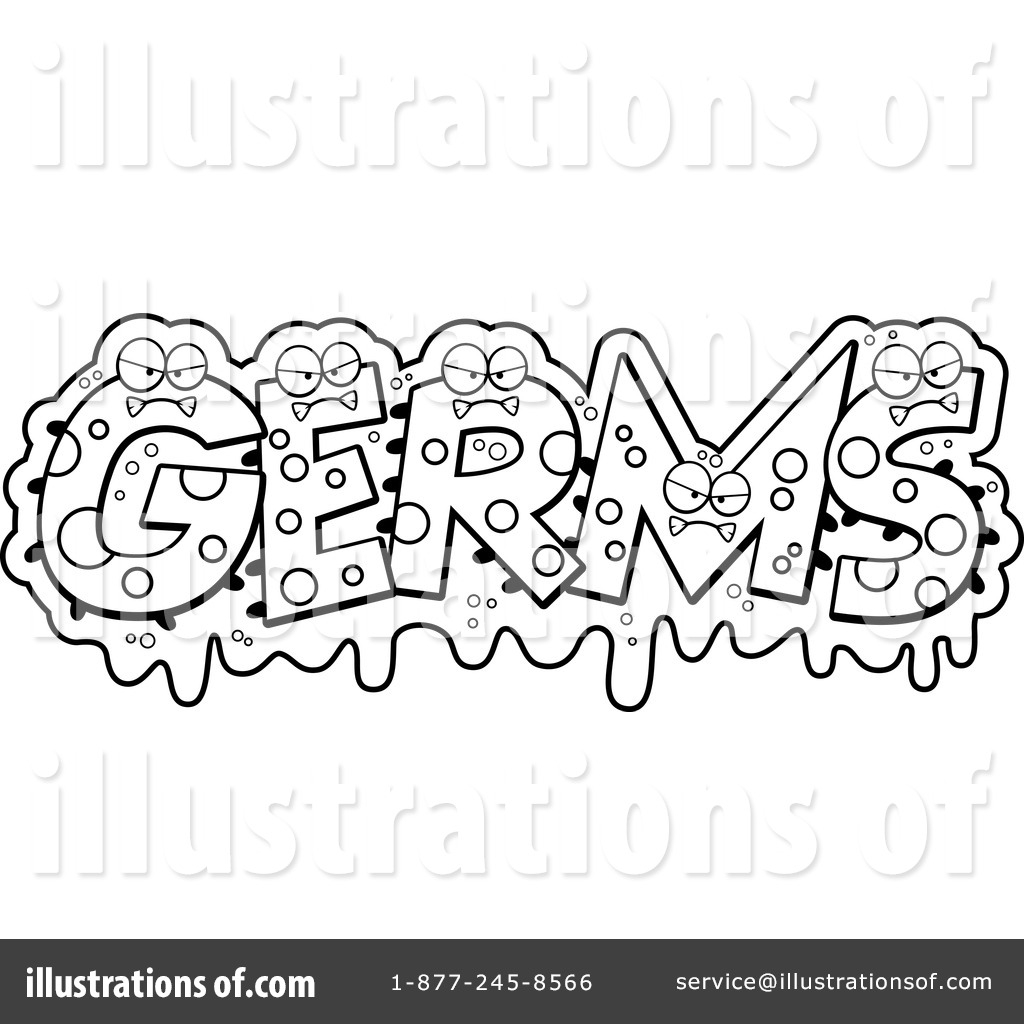 germs clipart 1229758 illustration cory thoman