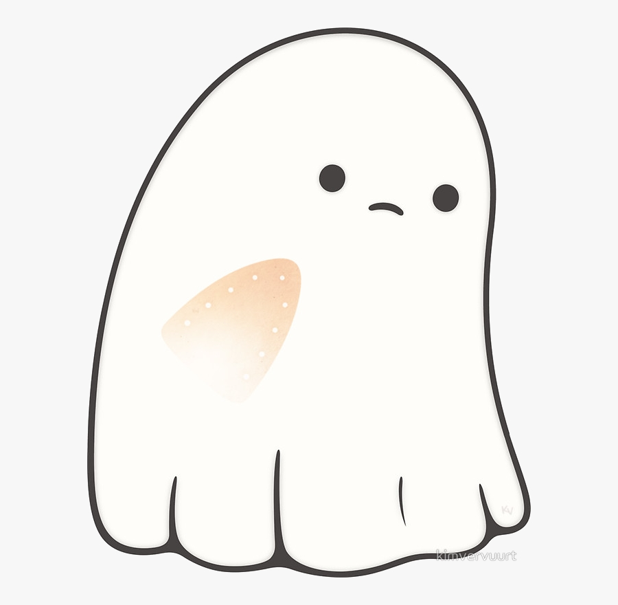 ghost cute clipart free clip art transparent png sad ghost