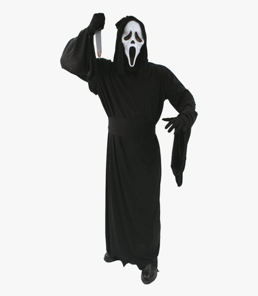 ghostface png ghostface roblox free transparent clipart
