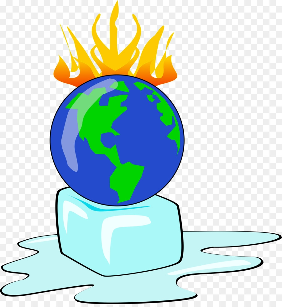 global warming cartoon clipart earth illustration globe
