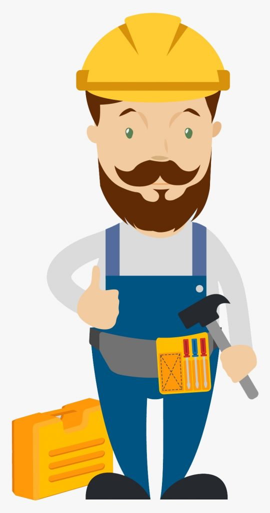 graphic free stock carpenter clipart skilled worker worker