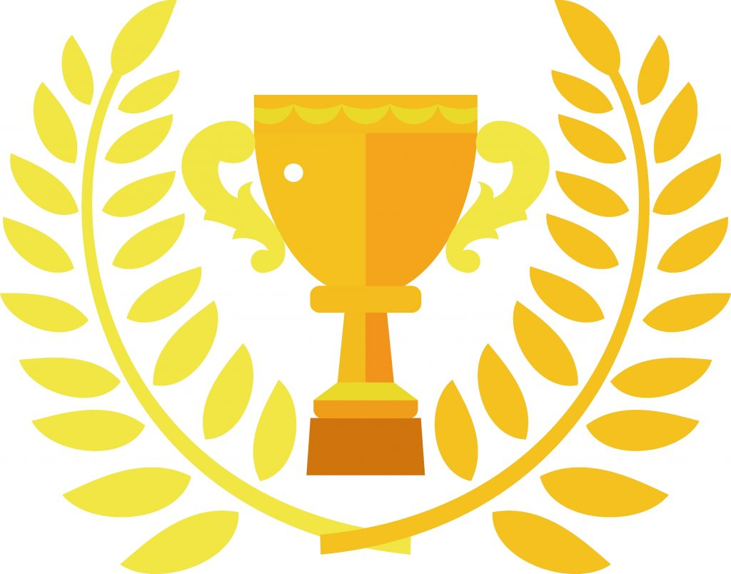 graphic stock trophy clip art leaves champion trophy clip
