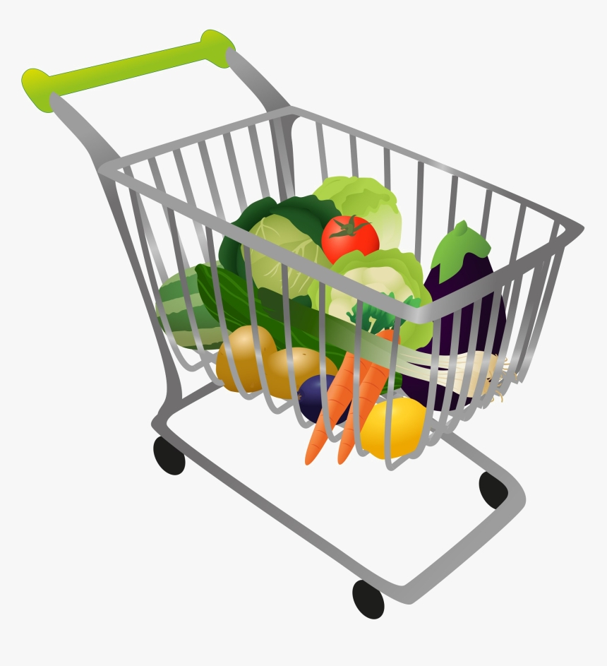 grocery shopping cart png high quality image grocery